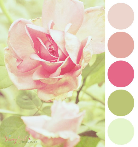 imperfect rose hues