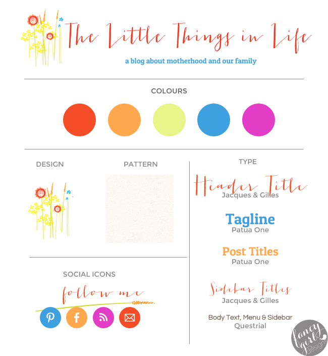 thelittlethings brand board