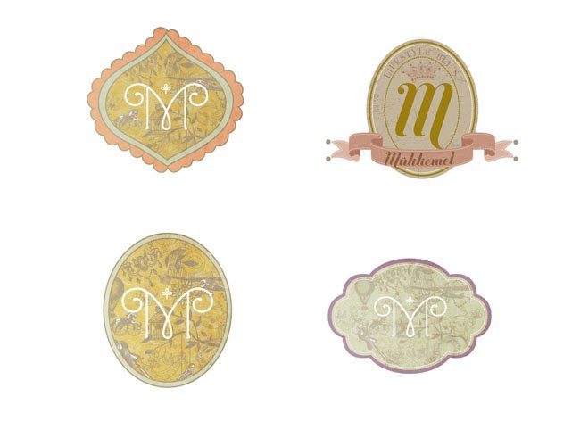 mukemmel-logo-options